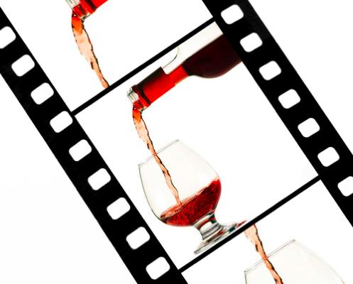 cinema e cibo Locanda Aurilia