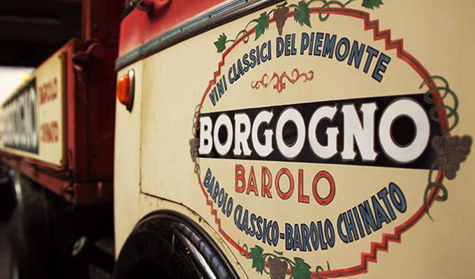 Ospite Andrea Farinetti degustazione vini Borgogno