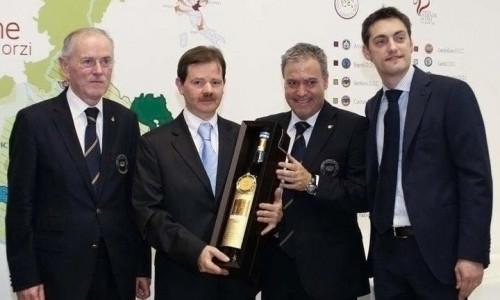 Premiazione Vinitaly anno 2011